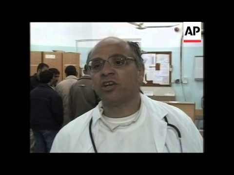 European doctors arrive in Gaza to offer help