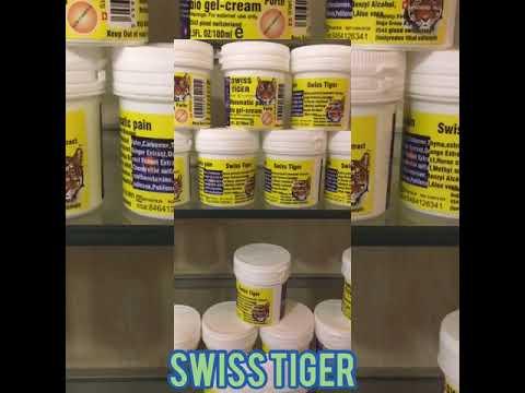 Swiss tiger bio gel cream switzerland