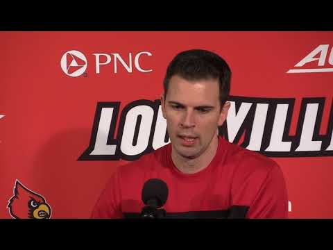 David Padgett Previews Southern Illinois 11-20-2017