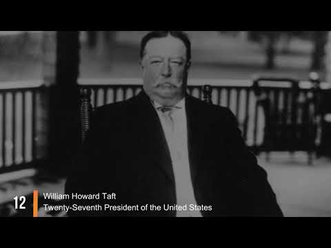 Presidents With Beards - YouTube