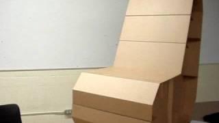 Cardboard chair 325