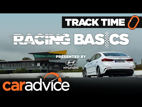 Racing Basics - Episode One: Steering | A CarAdvice Feature