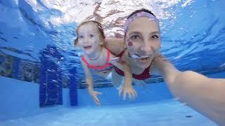 Грудничковое плавание в Москве | Раннее Плавание #03
