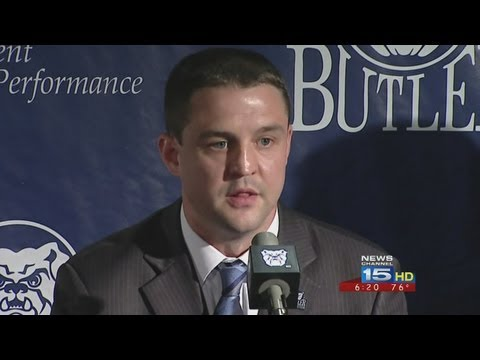 Brandon Miller Named New Butler Head Basketball Coach