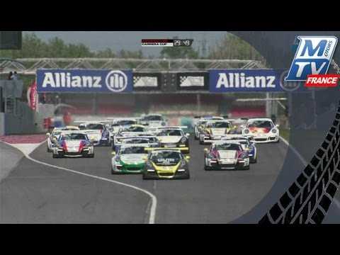 Porsche Carrera Cup France SPA COURSE 1