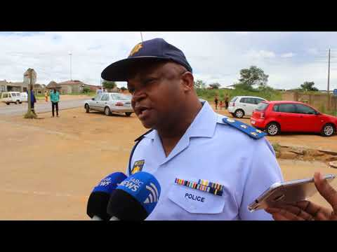 KIDNAPPED KIDS BODIES FOUND - Official Statement from Brigadier Leonard Hlathi