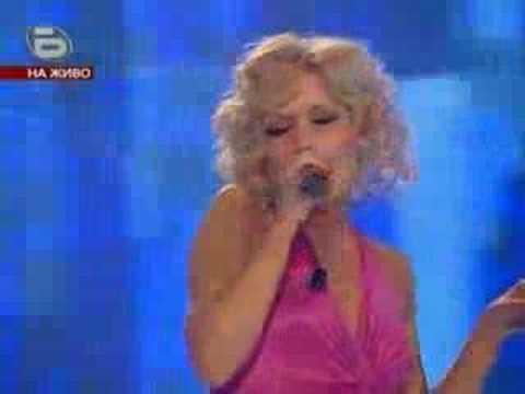Music Idol Bulgaria 2 - Plamena - Ne me...