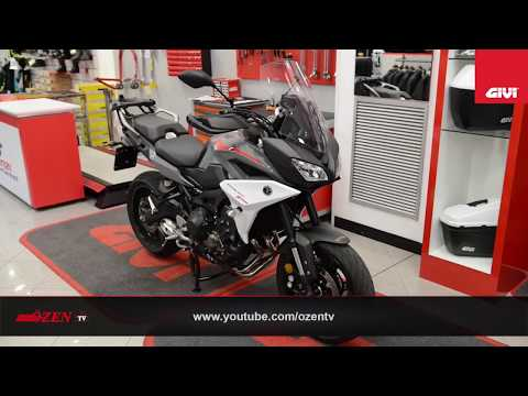 df011a761d69f Yamaha Tracer 900 / GT Arka Çanta Taşıma Demiri ( Özen TV ) - YouTube