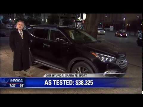 Ed Wallace: Hyundai Santa Fe Sport