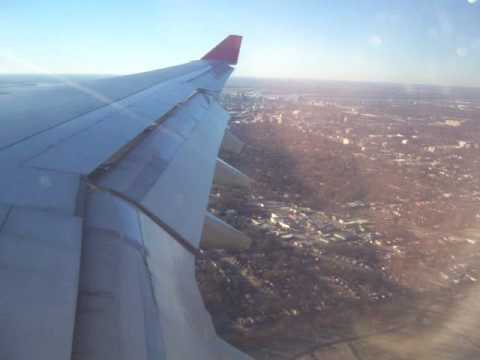 Arrival, Memphis International Airport