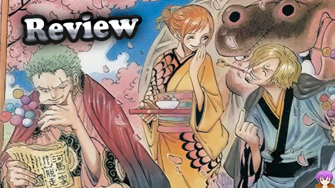 One Piece Chapter 802 Manga Review - Possible Void Century Information ワンピース - YouTube