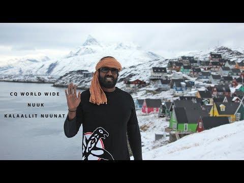 Wilbur Sargunaraj CQ World Wide Event:  Nuuk, Greenland