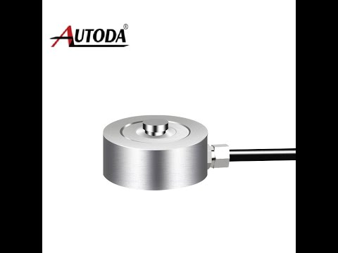 Chinese High Quality Coin Size Micro Button Load Cell