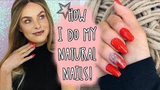 Baixar How I Do My NATURAL Nails!