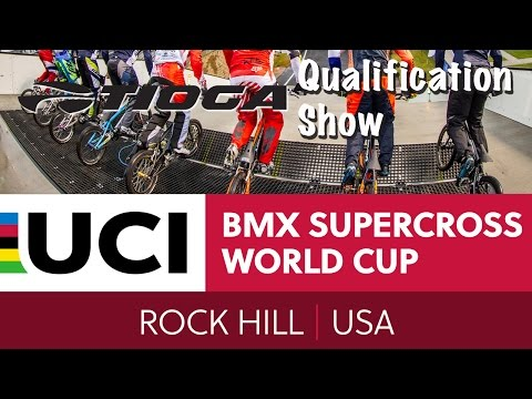 2016: Rock Hill, South Carolina Live - Tioga BMX Qualification Show