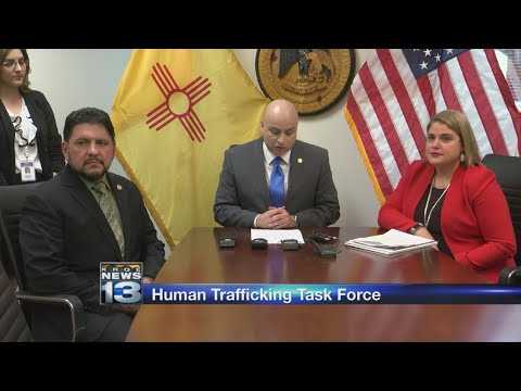 New Mexico AG unveils new human trafficking initiative