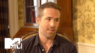 Ryan reynolds talks 'deadpool' easter eggs | mtv news