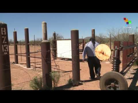 Native Americans Fear Trump's Border Wall