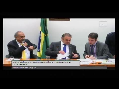 FISCALIZAÇÃO FINANCEIRA E CONTROLE - Reunião Deliberativa - 25/04/2018 - 10:39