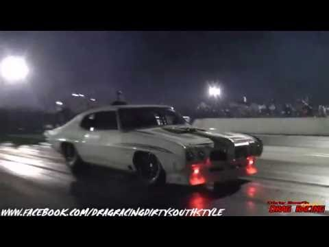 Outlaw Armageddon:  Crow vs Murder Nova (exhibition race) 2015