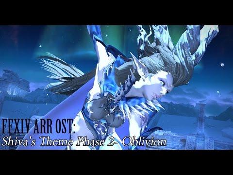 FFXIV OST Shiva Theme , Phase 2 (Oblivion)