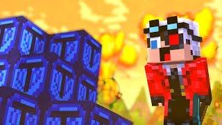 НОВАЯ КРУТАЯ КАРТА ОТ КРЭКБЭКА! У КОГО ДЛИННЕЕ СТОЛБ?! Minecraft