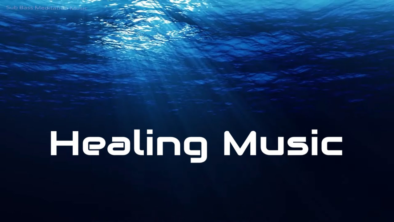 Sub Bass Relaxing Music: Soothing Music, Deep Trance Meditation Music, Reiki Sleep Meditation