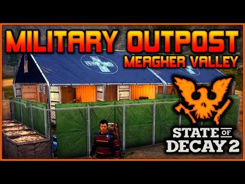 """MILITARY OUTPOST"" Guide for Meagher Valley 