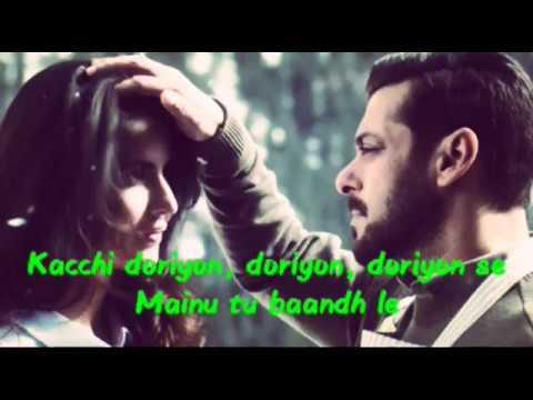 Dil diyan gallan | Lyrical | Unofficial | Tiger Zinda Hai| #mp4