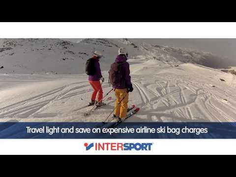 Why Ski Hire From Intersport France Makes Sense...