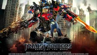 Transformers Dark Side of the Moon - It