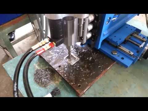 DIY CNC Portable Milling Machine