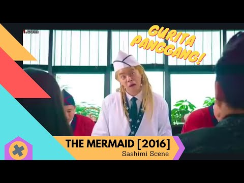 The Mermaid [2016] ~ Sashimi Scene