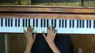 The A Team Ed Sheeran Birdy Piano plus Voices Cover.