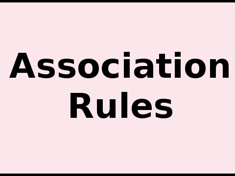 An Overview of Association Rules