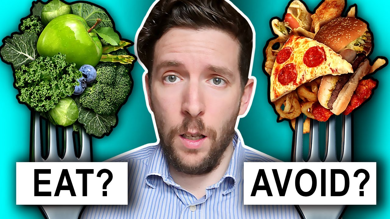 I Tried INTUITIVE EATING For A Year (ACTUALLY I DIDN'T BECAUSE IT'S DANGEROUS!)