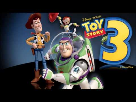 Toy Story 3 PSP OST - Level 4