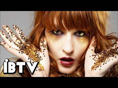 Florence & The Machine - No Light, No Light (TV On The Radio Remix)