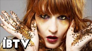 Florence & The Machine - No Light, No Light (TV On The Radio Remix)