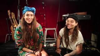 Amberley interviews Tash Sultana