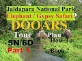 Dooars Complete Travel Guide With Budget | Explore Jaldapara  | Explore Phuntsholing Bhutan