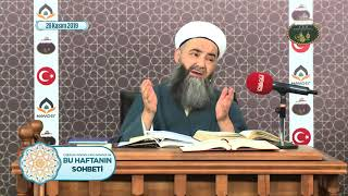 Cübbeli Ahmet Hocaefendi Ile Bu Haftanın Sohbeti 28 Kasım 2019