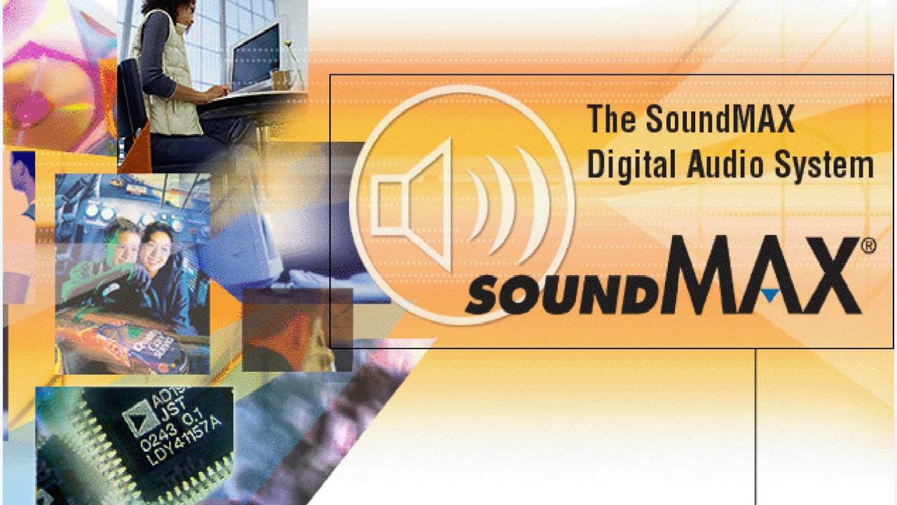 AD1980 SOUNDMAX DRIVER DOWNLOAD