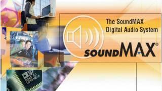 když vám nejde zvuk SoundMAX pomoc ze zvukem win7-32-bit