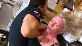 Download SATISFYING CHIROPRACTIC CRACKS | Chiropractic Adjustment Compilation by Dr. Aaron Mp3 and Videos