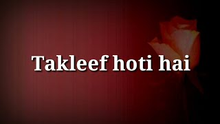 Very Heart touching video | Best Hindi sad shayari | Hindi heart touching quotes