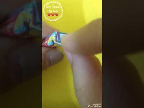 Miniature Toothpaste - Kem đánh răng tí hon