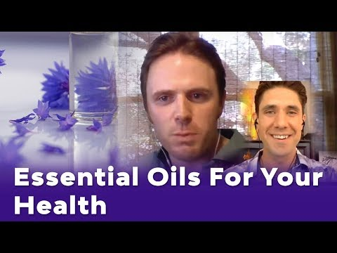 Dr. Eric Zielinski - Essential oils for your health- Podcast #134