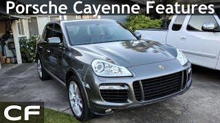 Cool Features on My Porsche Cayenne Turbo - Owner's Review