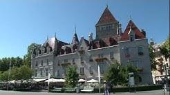 Château d'Ouchy Lausanne Suisse Switzerland